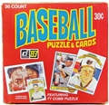 1983 Donruss Baseball Wax Box - 36 Packs *NEW*