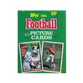 1991 Topps NFL Trading Cards - 36 Pack Box *NEW*