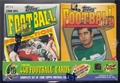 1996 Topps NFL Factory Sealed Trading Cards Complete Cereal Box Set- *NEW*