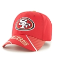 San Francisco 49ers NFL Red Hot Route MVP Adjustable Hat *NEW*