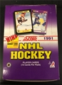 1991-92 NHL Score Hockey Cards US Edition - 36 Pack Box *NEW*
