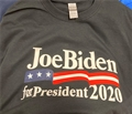 Joe Biden for President 2020 Black T Shirt