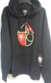 San Francisco 49ers Legacy Throwback NFL Jet Black Headline Pullover Mens Hoodie *NEW*