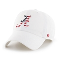 Alabama Crimson Tide OHT NCAA White Flag Fill Clean Up Adjustable Hat *NEW*