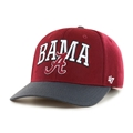 Alabama Crimson Tide NCAA Razor Red McCaw MVP DP Adjustable Hat *NEW*