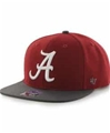 Alabama Crimson Tide NCAA Razor Red Sure Shot 2 Tone Captain Snapback Hat *NEW*