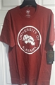 Alabama Crimson Tide NCAA Vintage Cardinal Mens Club T Shirt *SALE LAST ONE* Size M
