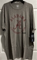Alabama Crimson Tide NCAA Wolf Grey Impress Scrum Men's T Shirt *NEW*