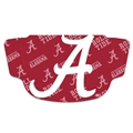 Alabama Crimson Tide NCAA Multi Logo Fan Mask Face Covering *NEW*