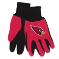 Arizona Cardinals NFL 2 Tone Sport Utility Work Gloves