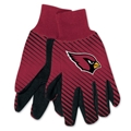 Arizona Cardinals NFL Full Color Sublimated Gloves *SALE*