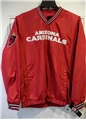 Arizona Cardinals NFL Men's Red Match Up Light Weight V-neck Pullover Jacket *APRIL CLOSEOUT* - Size L