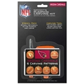 Arizona Cardinals NFL Team Logo Pumpkin Carving Kit *CLOSEOUT*