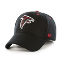 Atlanta Falcons NFL Black Kick Off Contender Stretch Fit Hat *NEW* Size L/XL
