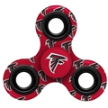 Atlanta Falcons NFL Multi Logo Printed 3 Way Fidget Spinners *CLOSEOUT*