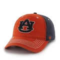 Auburn Tigers NCAA Navy Phase Closer Stretch Fit Hat *NEW*