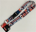 Auburn Tigers NCAA Dynamic Lanyard *NEW*