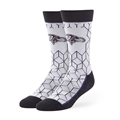 Baltimore Ravens NFL Beehive Gray Fuse Sock *NEW* Size L