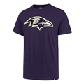 Baltimore Ravens NFL Purple Super Rival Mens Tee Shirt *NEW* Size S