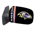 Baltimore Ravens NFL Mirror Covers 2 Pack - Small *CLOSEOUT*