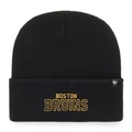 Boston Bruins NHL Black Knit Cuff Cap *SALE*