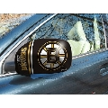 Boston Bruins NHL Mirror Covers 2 Pack - Small *CLOSEOUT*