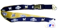 Milwaukee Brewers MLB 2 Tone Lanyard