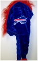 Buffalo Bills NFL Mohawk Short Thematic Dangle Hat *CLOSEOUT*
