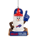 Buffalo Bills NFL Resin Smores Ornament *NEW*