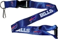 Buffalo Bills NFL Blue Lanyard