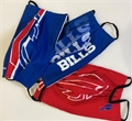 Buffalo Bills NFL Matchday Face Cover 3-Pack *NEW*