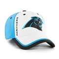 Carolina Panthers NFL Crash Line Contender Stretch Fit Hat *NEW*