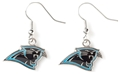 Carolina Panthers NFL Dangle Earrings