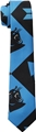 Carolina Panthers NFL Patches Printed Tie