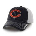 Chicago Bears NFL Navy Ripley Closer Stretch Fit Mesh Hat *NEW*