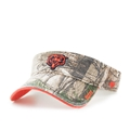 Chicago Bears NFL Realtree Ice Adjustable Visor *NEW*