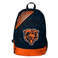 Chicago Bears NFL Border Stripe Backpack *NEW*