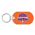 Clemson Tigers NCAA 2018 National Champions Metal Key Ring *CLOSEOUT*