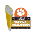 Clemson Tigers NCAA 2018 National Champions Collector Pin *SALE*