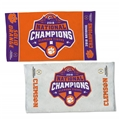 Clemson Tigers NCAA 2018 National Champions 2-Sided Locker Room Towel *CLOSEOUT*