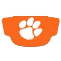Clemson NCAA Logo Fan Mask Face Covering *NEW*