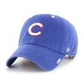Chicago Cubs MLB Royal Ice Clean Up Adjustable Hat *NEW*