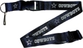 Dallas Cowboys NFL Blue Lanyard