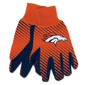 Denver Broncos NFL Full Color Sublimated Gloves *SALE*