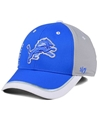 Detroit Lions NFL Crash Line Contender Stretch Fit Hat *NEW*