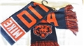 "Chicago Bears #89 Mike Ditka NFL Reversible 60"" Team Knit Scarf *CYBER SALE*"