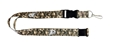 Anaheim Ducks NHL Brown Camo Lanyard *SALE*