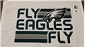 "Philadelphia Eagles NFL ""Fly Eagles Fly"" Rally Towel *CLOSEOUT*"