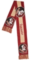 "Florida State Seminoles BIG Logo NCAA 60"" Knit Scarf *SUMMER CLEARANCE*"