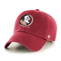 Florida State Seminoles OHT NCAA Cardinal Clean Up Adjustable Hat *NEW*